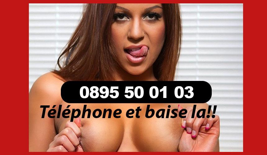 numero de telephone coquin