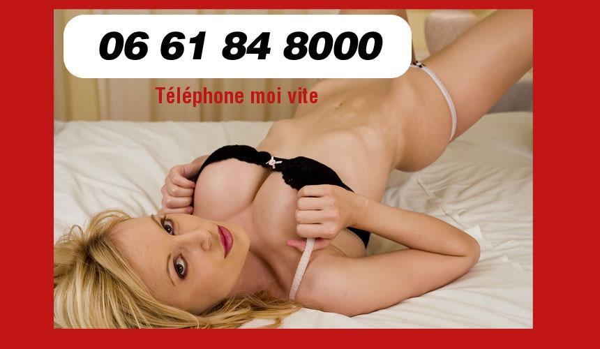 photo amanda au telephone