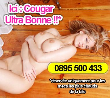 cougar blonde gros seins nue au tel rose mature